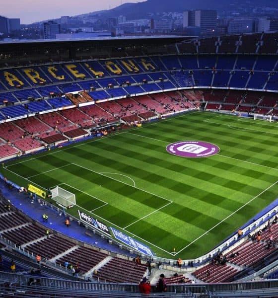 Prepara tus banderines, camisetas y pinturas para apoyar al Barcelona. Foto: FIFA