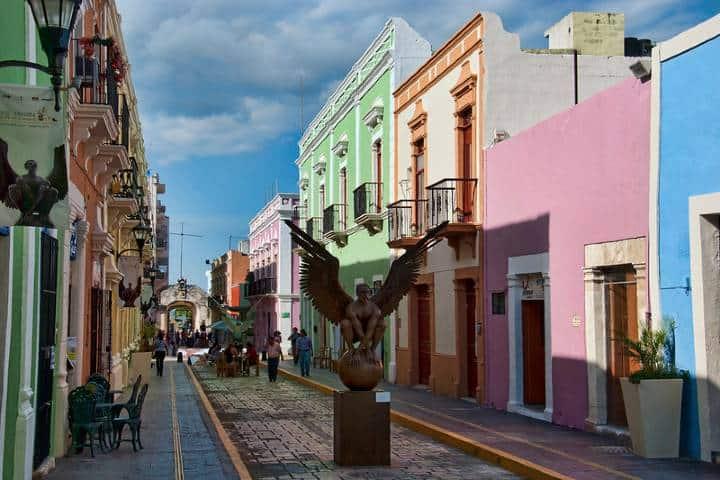 Campeche. Foto: Hernesto