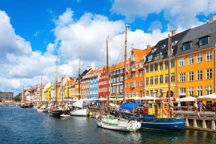 Canales de Copenhague Foto: SITEL