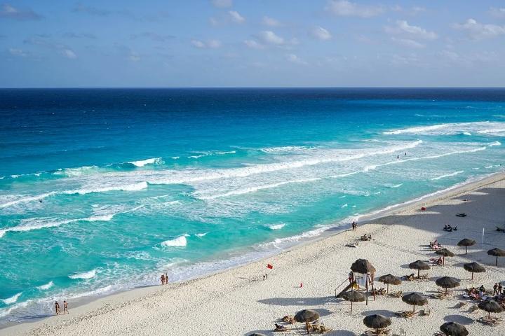 Visita a Cancún en mi viaje a la Península Yucateca Foto: Archivo