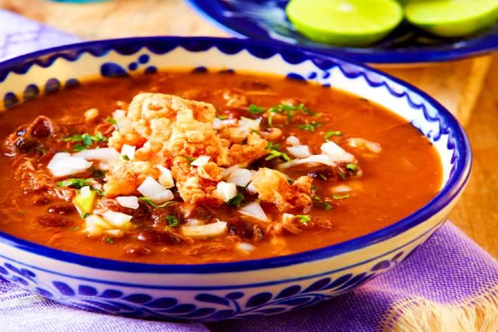 Platillos típicos de Jalisco