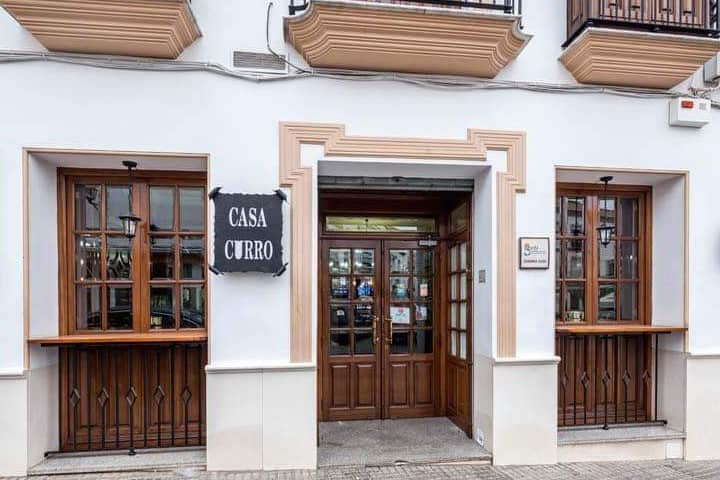 Restaurante casa Curro, el restaurante favorito del elenco de Juego de Tronos Foto: Casa Curro | Facebook