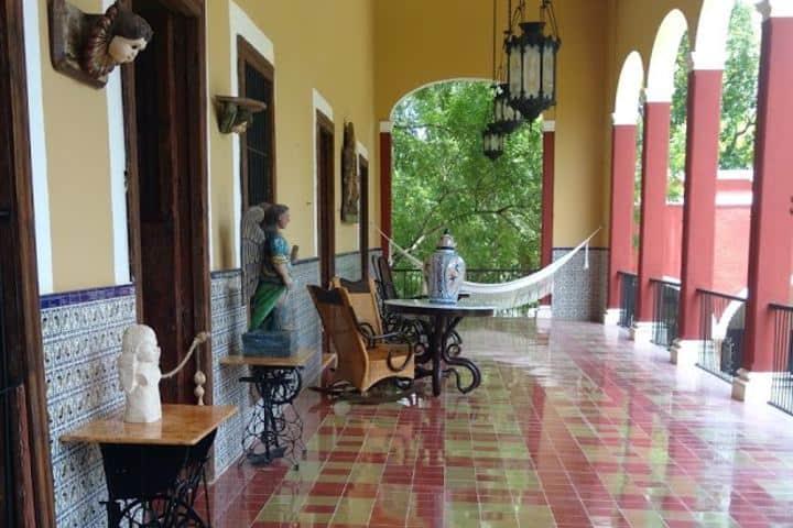 Casa Principal Foto: Ximena Martinez