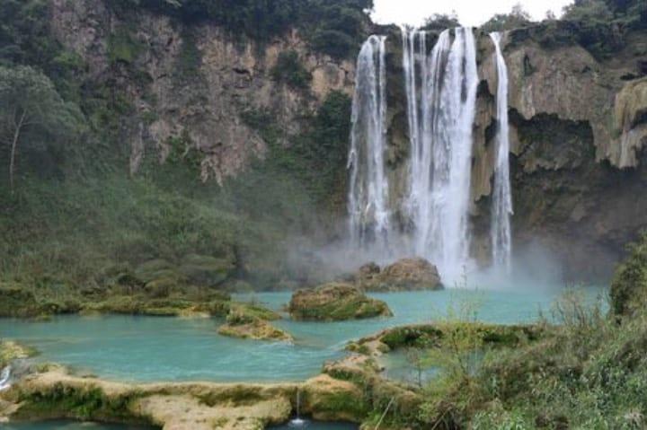 Cascada El Salto. Foto: Archivo