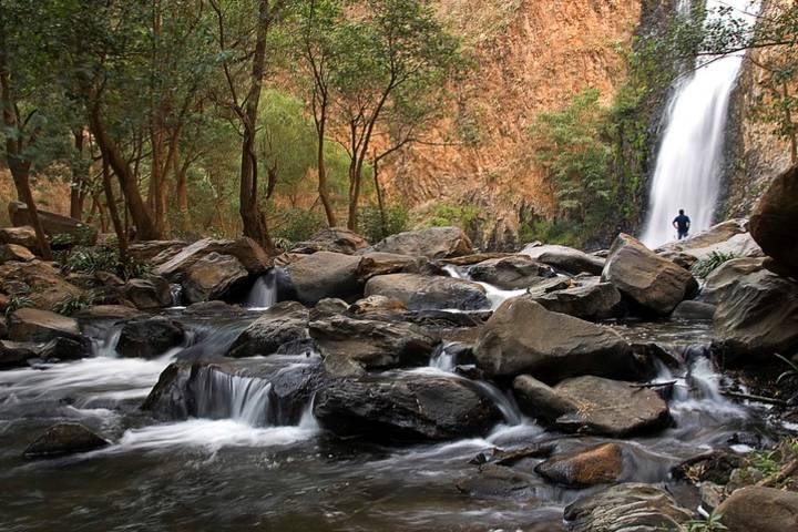 Cascada Salto del Nogal. Foto: Rafael Dorantes