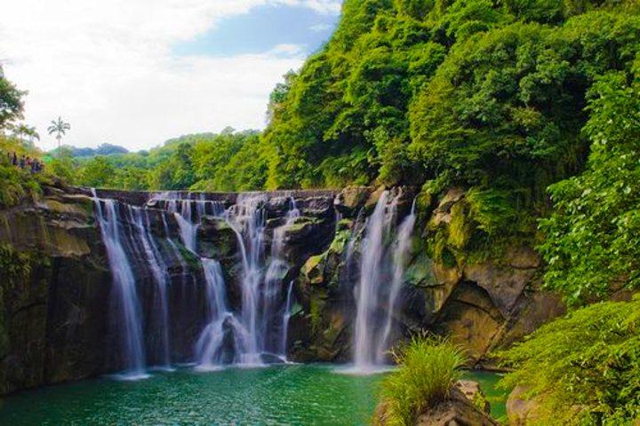 Cascadas Shifen en Taiwán China. Foto flickr.