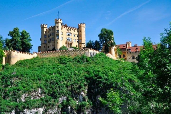 Castillo Hohenschwangau Foto_ Los apuntes del viajero