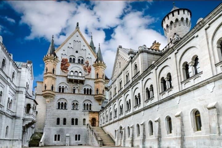 Castillo Neuschwanstein Foto_ Los apuntes del viajero (1)