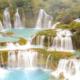 Cataratas Van Gioc Detian foto de instagram voyaget