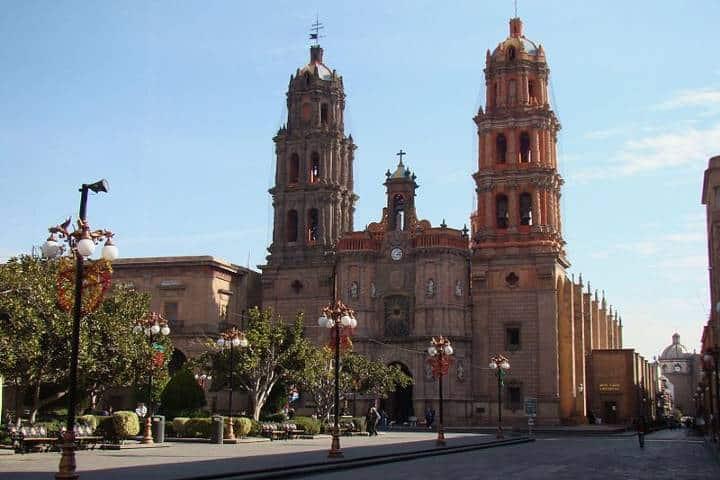 Centro de San Luis Potosí Foto: Archivo