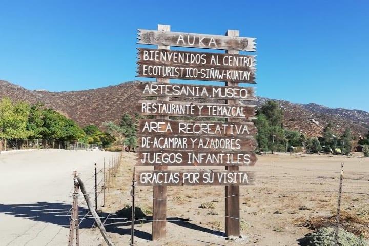 Centro ecoturístico Siñaw Kuatay - Foto Luis Juárez J.
