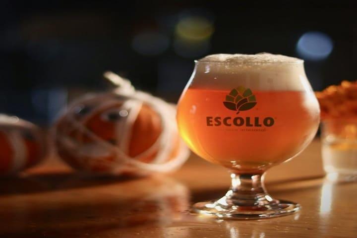 La rica cerveza artesanal de Escollo te espera para que le des un sorbo. Foto: Pinterest