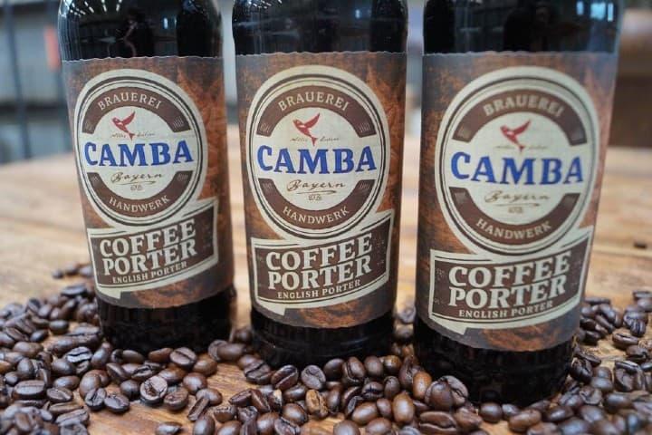 Cerveza de café Foto: Camba Bavaria