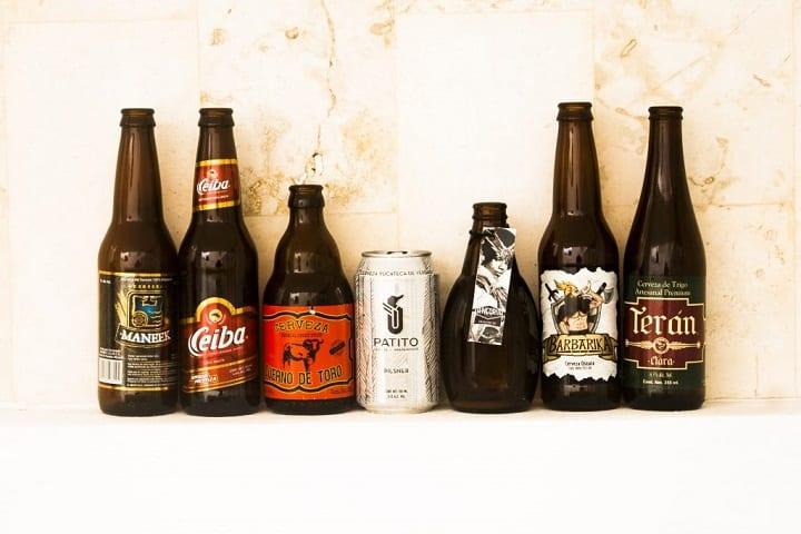 Si no has probado las cervezas artesanales te invito a que descubras su delicioso sabor. Foto: Leembal