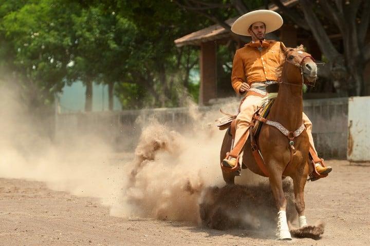 La charrería en México Foto: Archivo