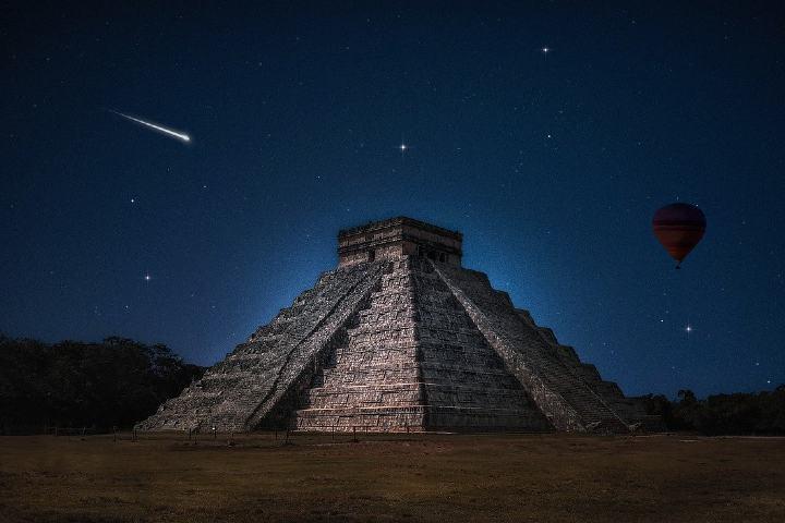 Chichén Itzá Foto: Pixabay