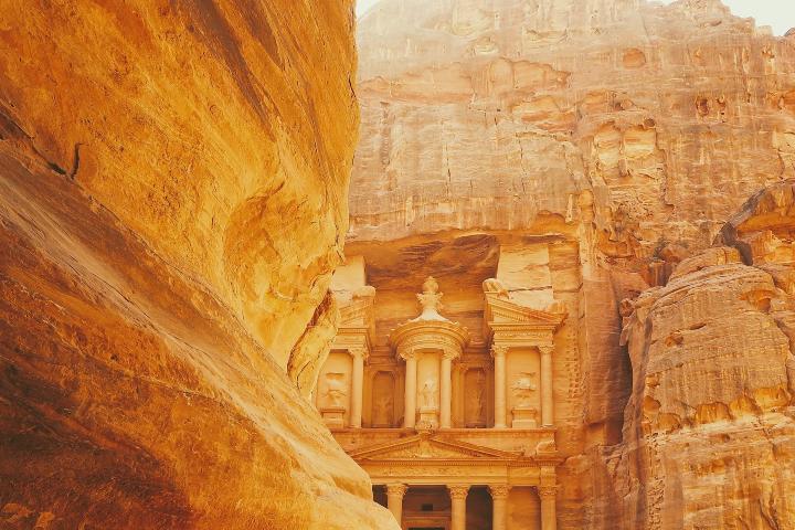¿Ya sabías esto sobre Petra, la Ciudad Perdida? Foto: StockSnap