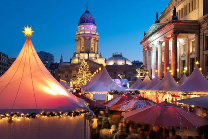 Ciudades iluminadas en Navidad. Foto Urlaubsguru.
