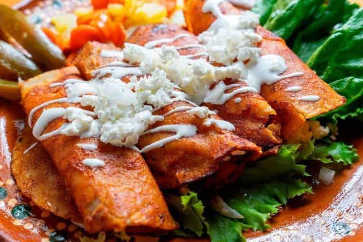 Comida de Querétaro que presenta Gastro Fest. Foto: Archivo