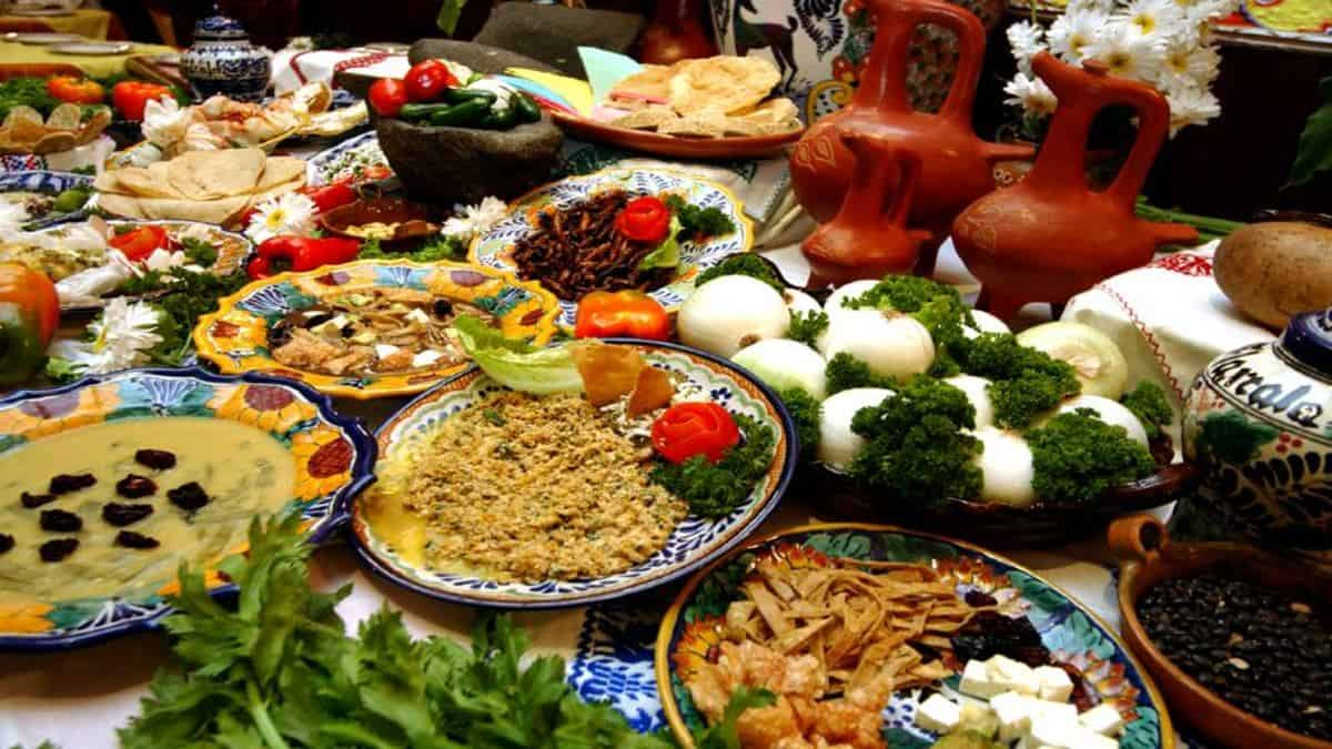Comida mexicana Foto: Food And Travel