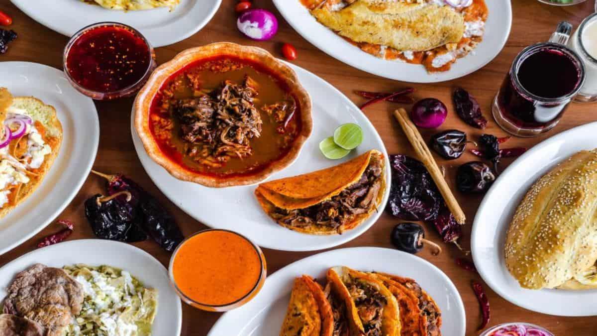 Comida mexicana Foto: Uber eats
