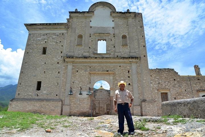 Ex Convento Bucareli. Foto: Sierra Gorda Ecotours