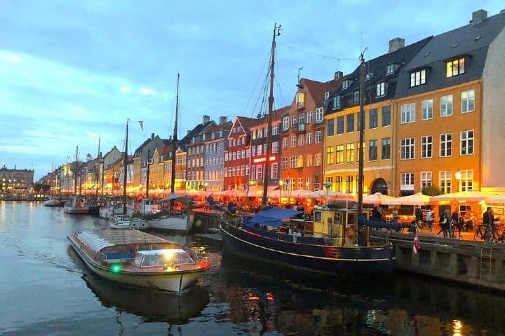 Copenhague Foto: Pixabay