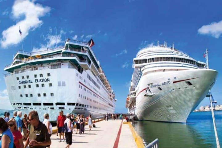 Puerto Internacional de Yucatán con reconocimiento Blue Flags Foto: Gobierno de Yucatán