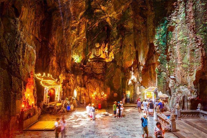 Cueva Buda Foto: Da Nang local tours