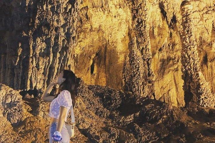 Cueva Nguom Ganao cerca de las Cataratas Ban Gioc Detian Foto: hoanganh2511 | instagram
