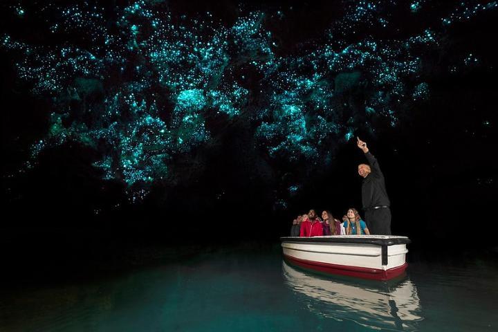Cueva Glowwarm. Foto: Jhon Apoloya