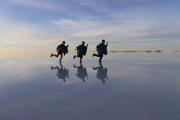 Curiosidades del Salar de Uyuni