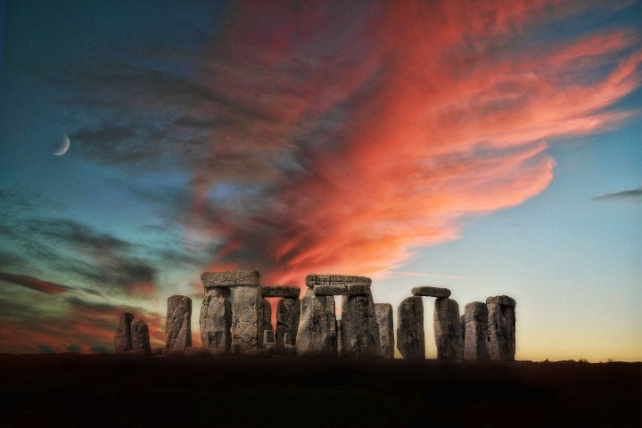 Datos curiosos sobre Stonehenge Reino Unido. Foto Pxhere.