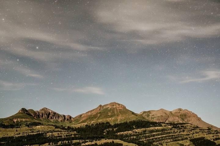 Desierto Wirikuta en San Luis Potosí. Foto: Archivo