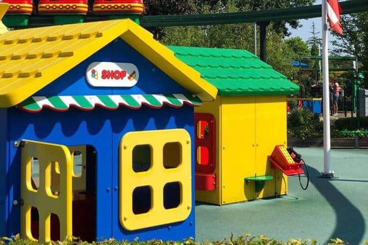 Después de conocer la Fábrica de Lego, visita Legoland. Foto: legolandbillund