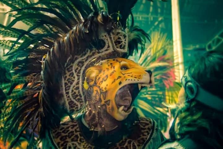 Dios jaguar Foto_ Santo Cielo