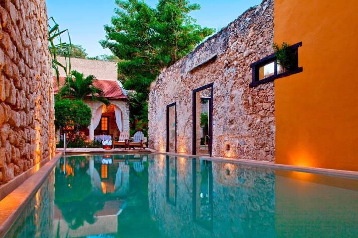 Disfruta de las hermosas piscinas. Foto: Archivo