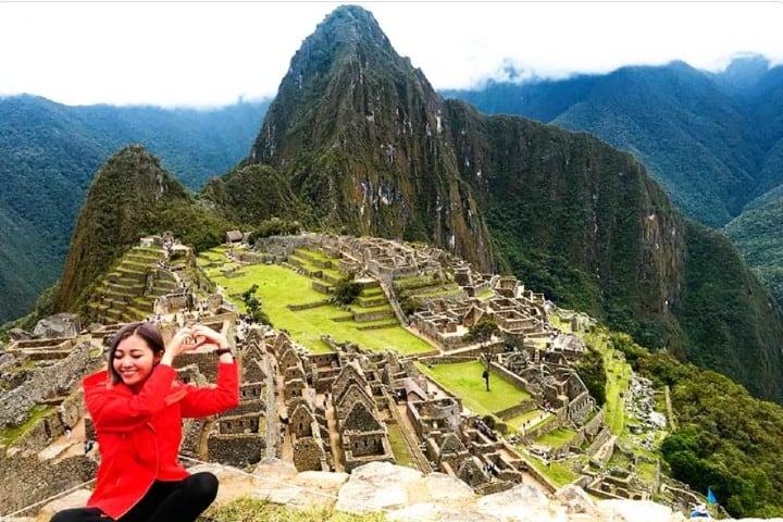 Visitarla sin miedo a un temblor Foto: Boleto Machu Picchu