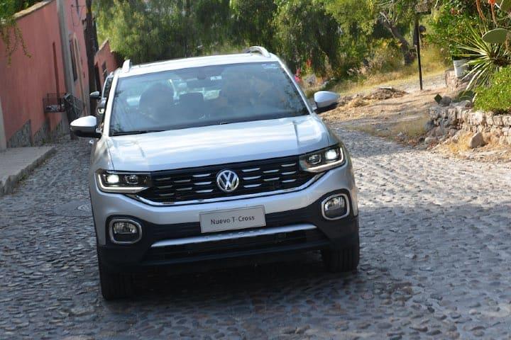 Domina todos los road trips en la T-Cross ¡Es lo mejor! Foto: Volkswagen