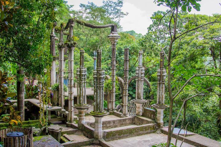 El Jardín Escultórico Edward James es arte vivo. Foto: Víctor Teseo