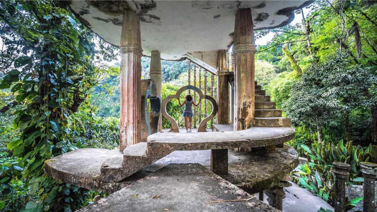 El Jardín Escultórico Edward James es reconocido en Great Gardens of the World. Foto: @mariannnela