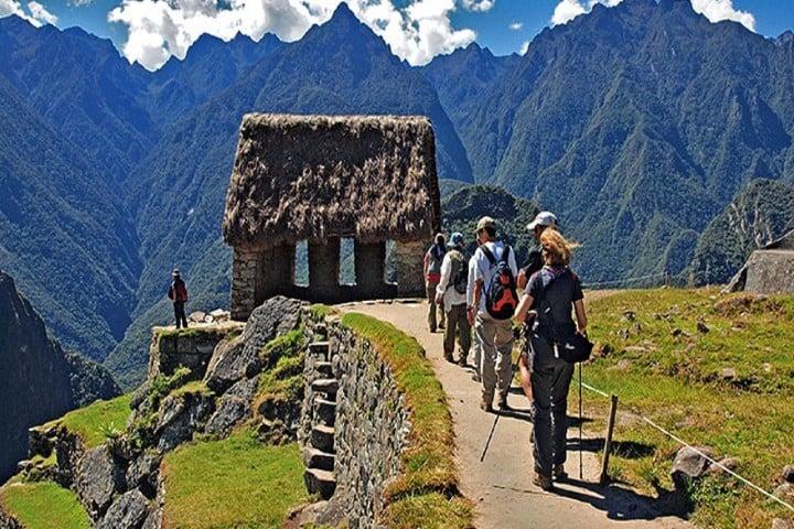 Un camino inolvidable a esta gran Ciudad Inca Foto: Camino Inca