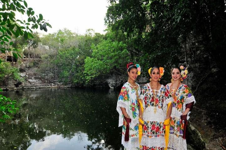El hermoso Cenote Xtabay Foto: La Xtabay