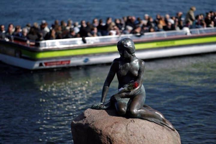 Europa press Foto: Datos curiosos de la Sirenita Copenhague