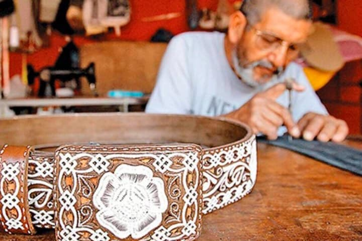 El piteado es una artesanía de Jalisco de la que se admira el trabajo. Foto: Emergente