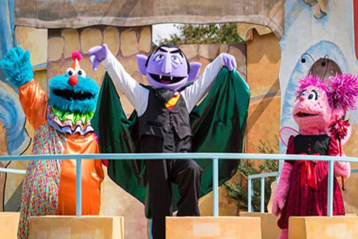 En Busch Gardens Plaza Sésamo nos darán un susto ¡Pero por tanta diversión! Foto: Busch Gardens Plaza Sésamo