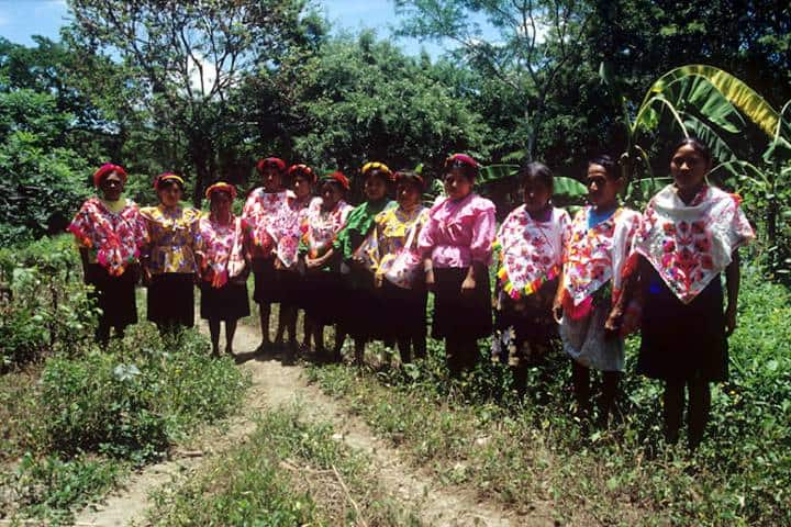 Parteras de la etnia Teenek. Foto: gobmx
