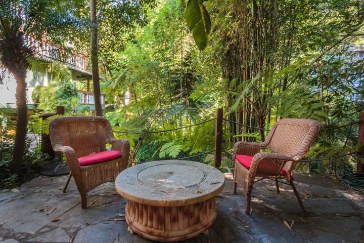 Exterior del Airbnb de Piratas del Caribe Foto: Airbnb