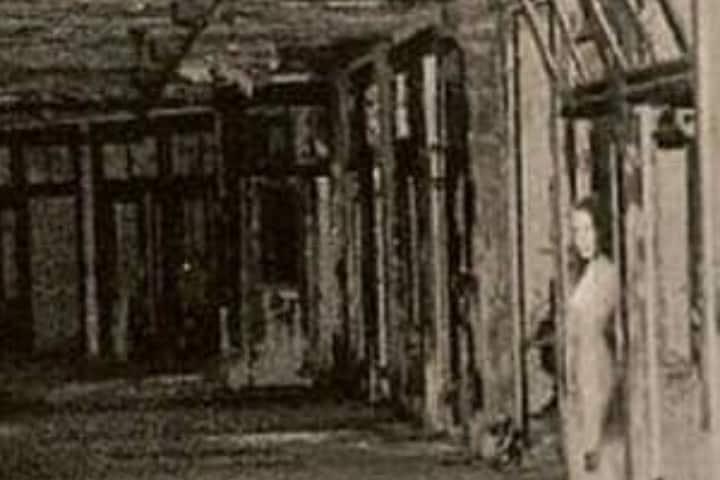 El fantasma de la Doctora en el Sanatorio de Waverly Hills Foto: Archivo