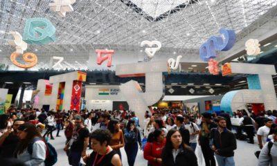 Feria Internacional del Libro, Guadalajara. Foto: Archivo